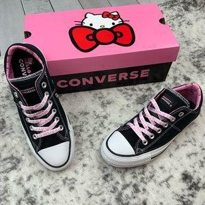 NIB Hello Kitty x Converse CTAS Madison OX sneaker